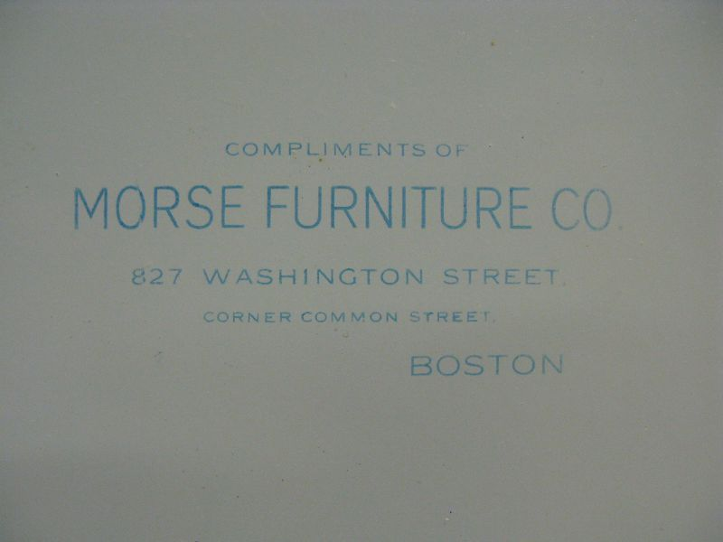 Morse Furniture Co. U2013 Boston, MA